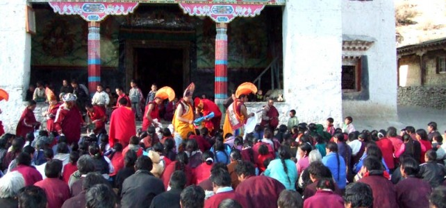 "Annual Obstacle Dispelling Prayer: ""Vajrakilaya Gutor Puja"""